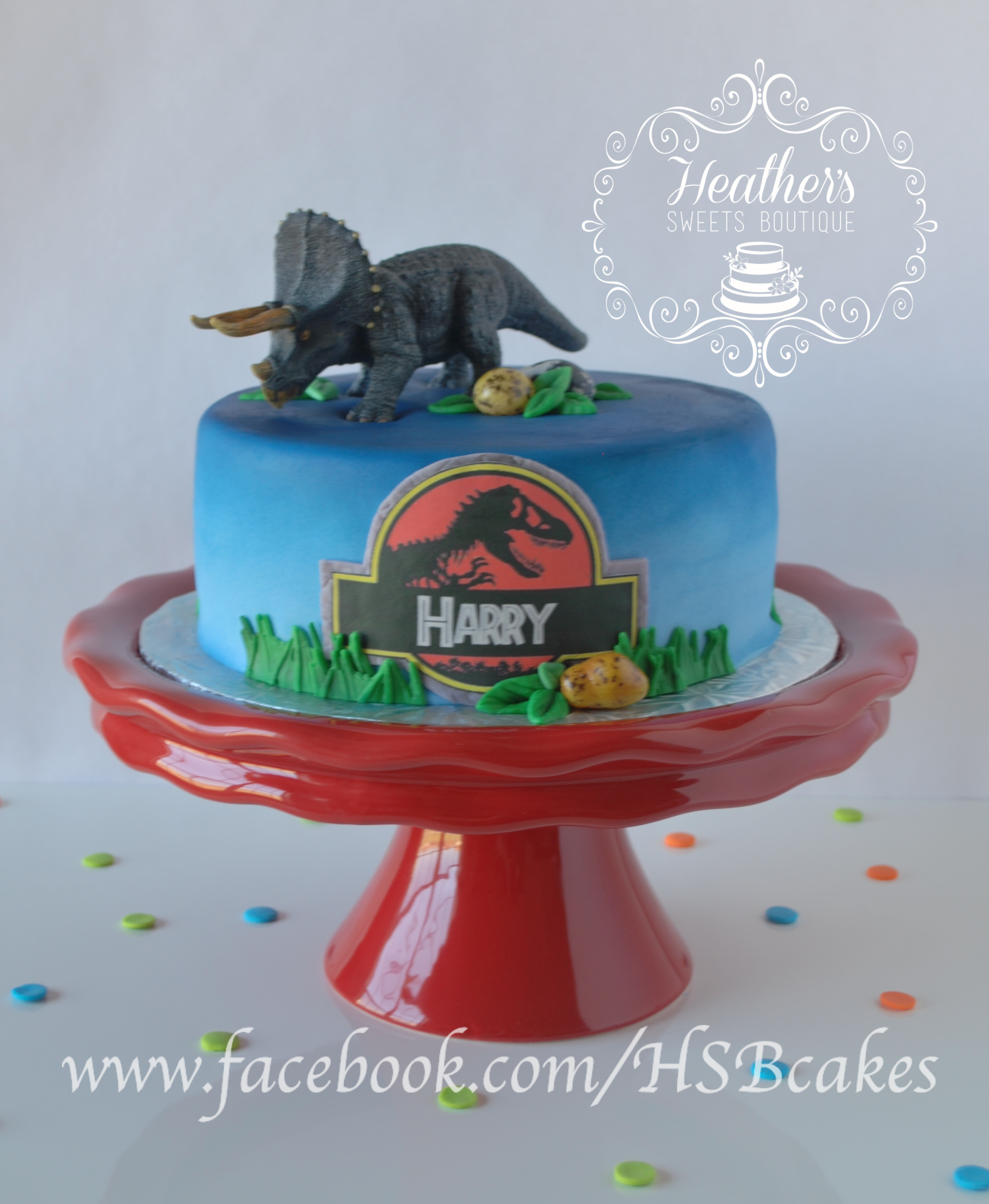 Jurassic Park Cake Heathers Sweets Boutique Facebook