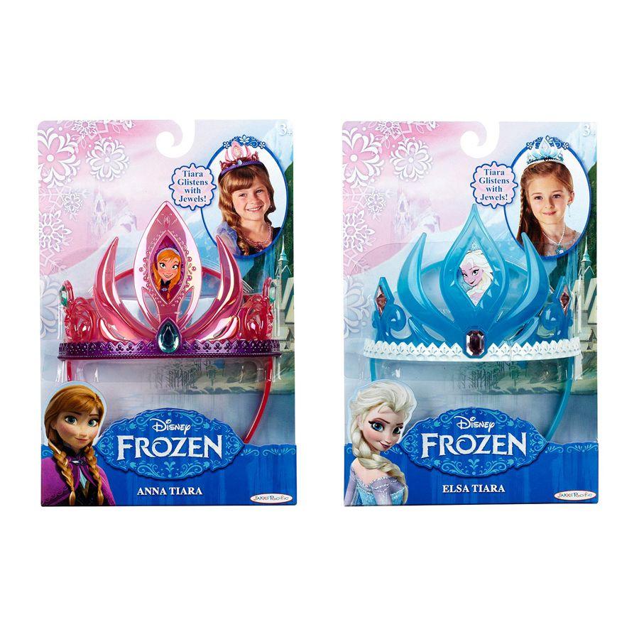 Disney Frozen Anna and Elsa's Tiara - Assorted | Toys R Us Australia
