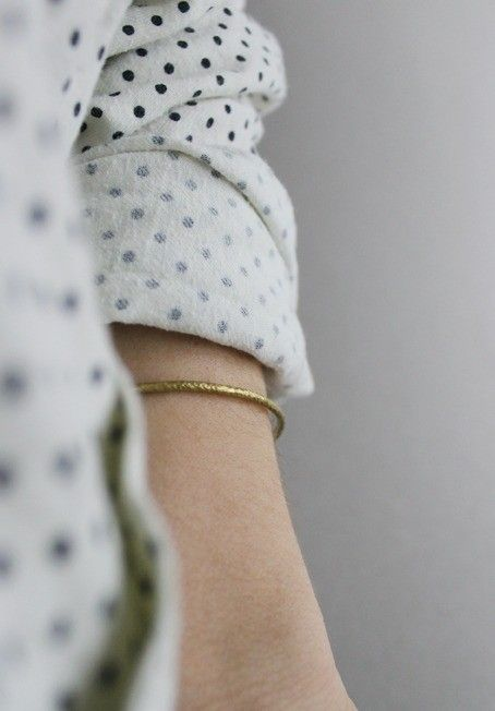 Dots and Bangle.