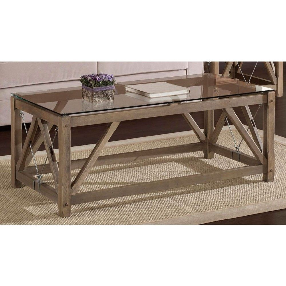 Cable Coffee Table | Overstock.com - $175 - Dimensions: 19 ...