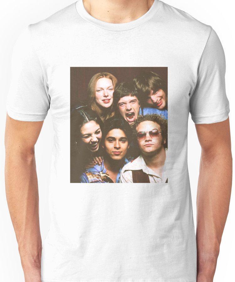44e9541ff8aa7 That  70s Show Cast Unisex T-Shirt