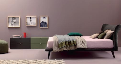 Camera Da Letto Rosa Antico : Rosa antico in camera da letto: romantio e delicato 意向图