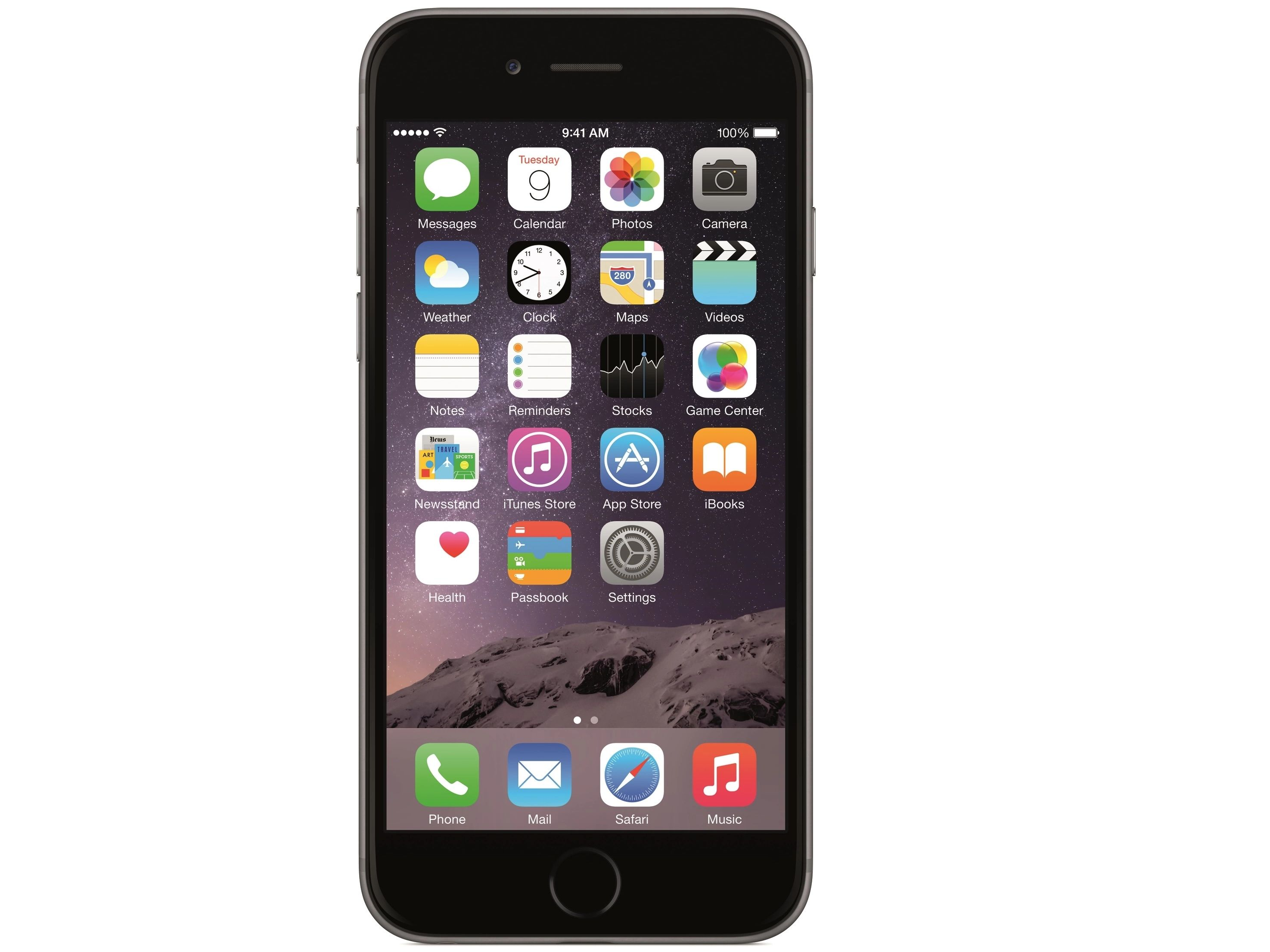 iphone 6 and iphone 6 plus smartphones Apple Iphone