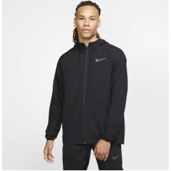 Nike Flex Trainings-Hoodie mit durchgehendem Reißverschluss für Herren - Schwarz Nike #beautyessentials