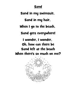 Just 4 Teachers: Sharing Across Borders: 1st Grade Poems