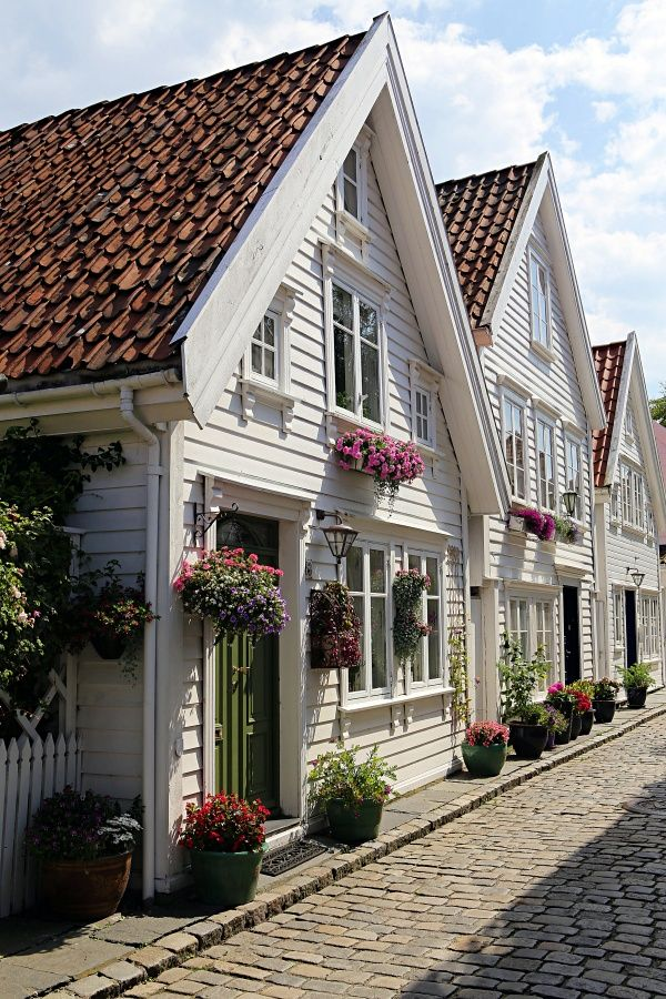 Scandinavian Houses: Let's Take a Trip! - Town & Country Living