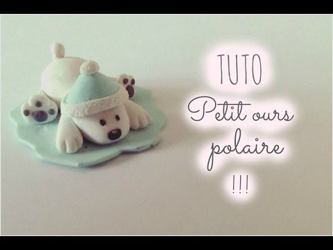 tuto fimo petit ours polaire youtube pate fimo pinterest tuto fimo polaires et fimo. Black Bedroom Furniture Sets. Home Design Ideas