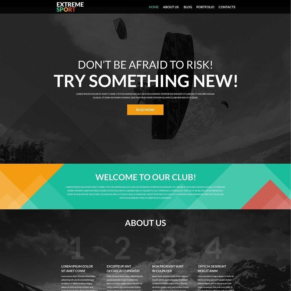 Lovely!!! Active Sports WordPress Theme CLICK HERE! live demo http ...
