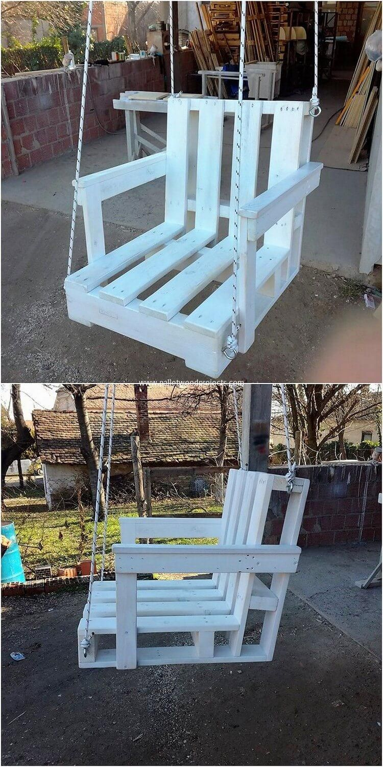 Incredible Ideas For Upcycling Shipping Wood Pallets With Images