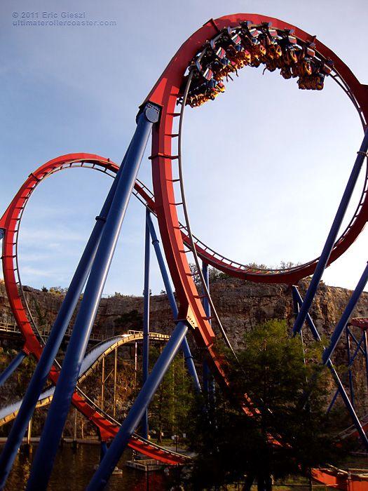 Six Flags Fiesta Texas San Antonio Texas Roller Coasters Roller Coaster Crazy Roller Coaster Best Roller Coasters