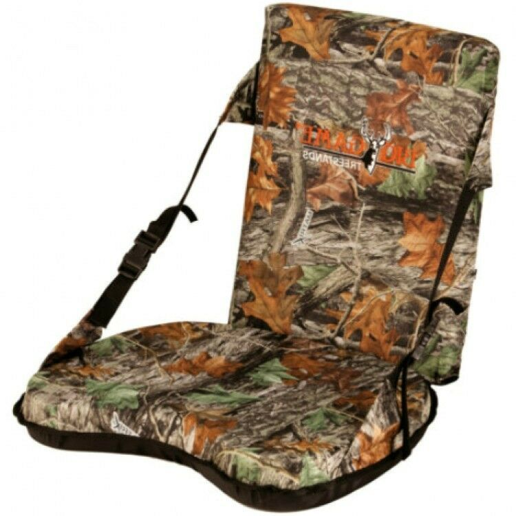 Hunting Seat Foam Cushion Comfortable Backrest Chair