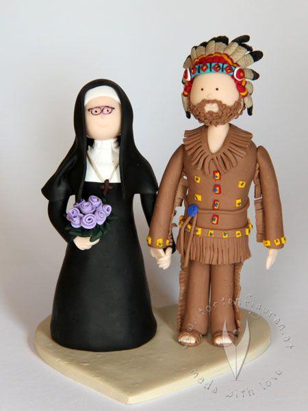 Karneval Fasching Brautpaar Fur Die Hochzeitstorte