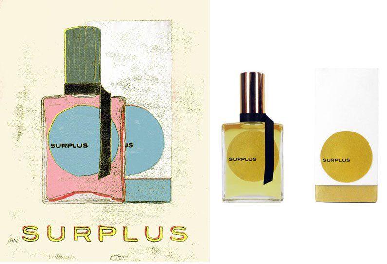 EAU DE TOILET / EFFLUVI L'ambra grigia( vomito di balena), il castoreo ( secrezione di sacche genitali del castoro) e lo zibettone ( le ghiandole anali dello zimbetto) sono tutti usati per produrre profumi. Come lo scatolo, che dà alla cacca quell'odore speciale. Jammie Nicholas l'ha utilizzata in basse concentrazioni per creare la sua eau de toilette, Surplus. 48 euro  http://www.jealousgallery.com/