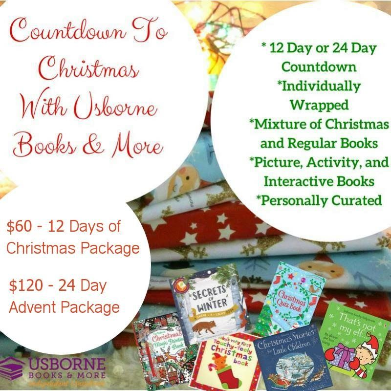christmas book boxes 12 or 24 books individually wrapped and specifically picked with your
