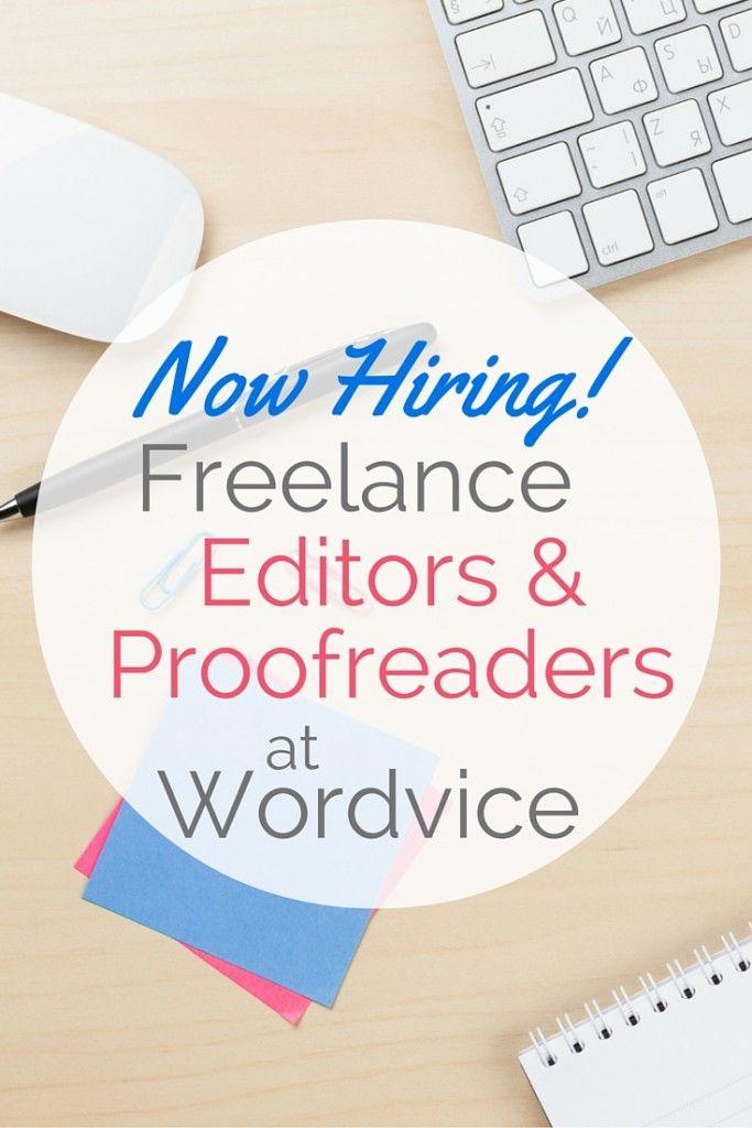 0011 Freelance Editors Freelance writing jobs, Creative