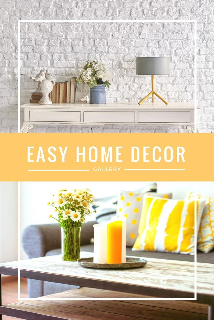 Easy and Simple Home Decor Creative Concepts - Using These ...