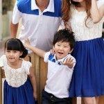 Anne kız baba oğul giyimleri