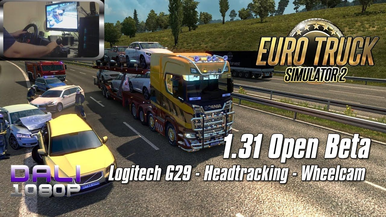 85fc2dd3afe Euro Truck Simulator 2 Update 1.31 Open Beta Power/air lines - Improved  mirror rendering - Random road events - 8x4 Scania R and S truck chassis -  New AI ...