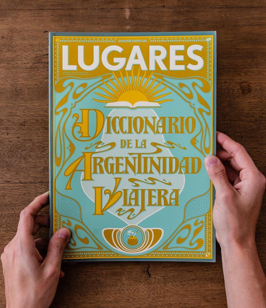 Yani Guille Letters Book Cover Typographic