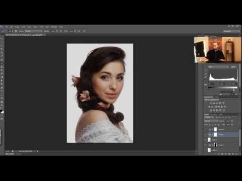 Как сделать фото с белым фоном