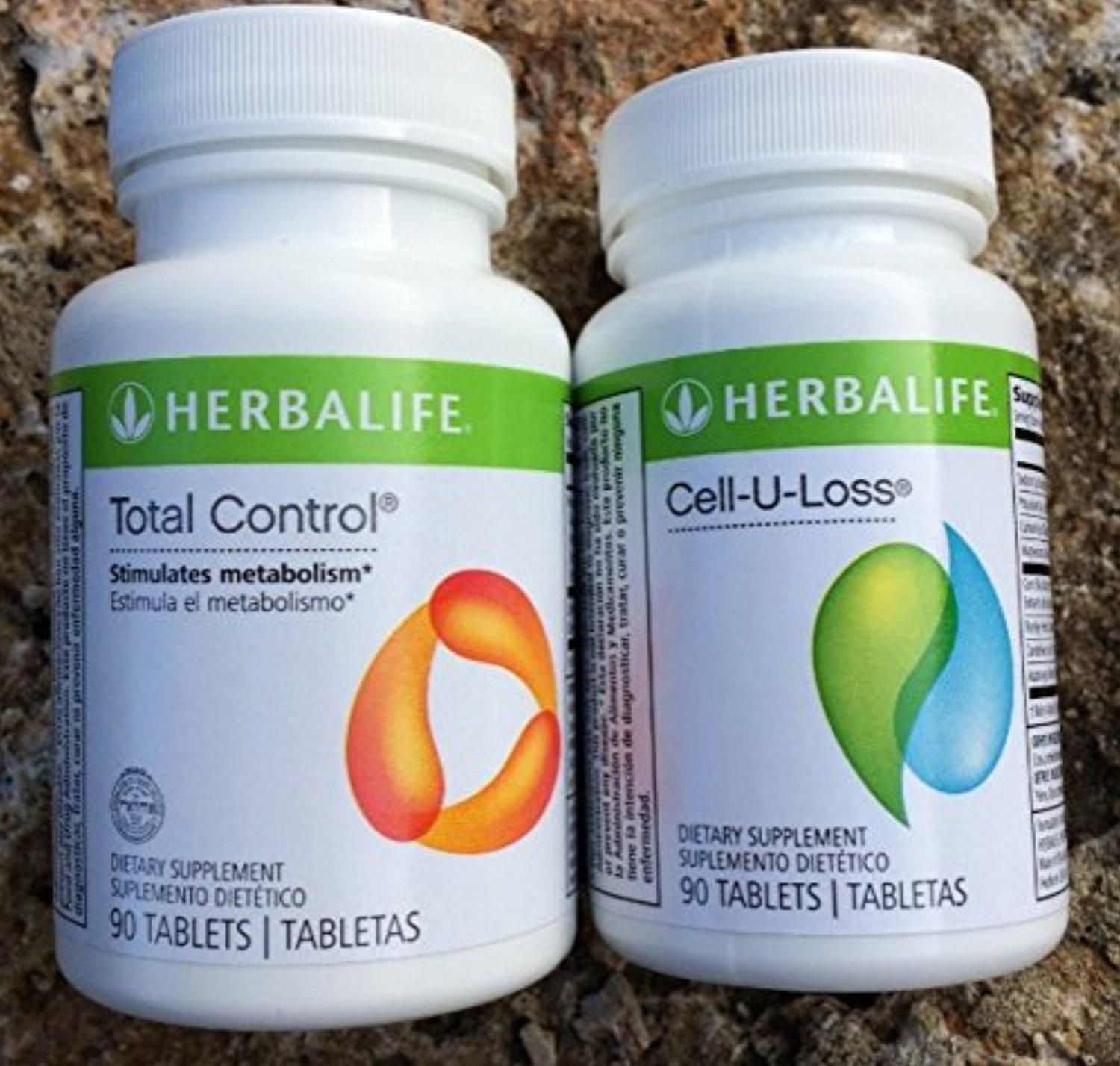 Herbalife Total Control And Cell U Loss Combo 90 Tablets Each Herbalife Cell U Loss Herbalife Herbalife Recipes