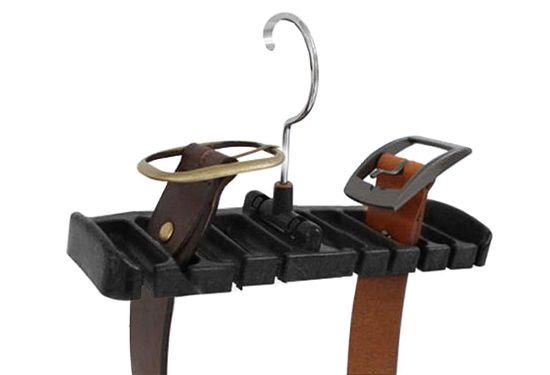 80% Off Closet Hanger Belt Organizer U2013 Holds Up To 8 Belts.No More