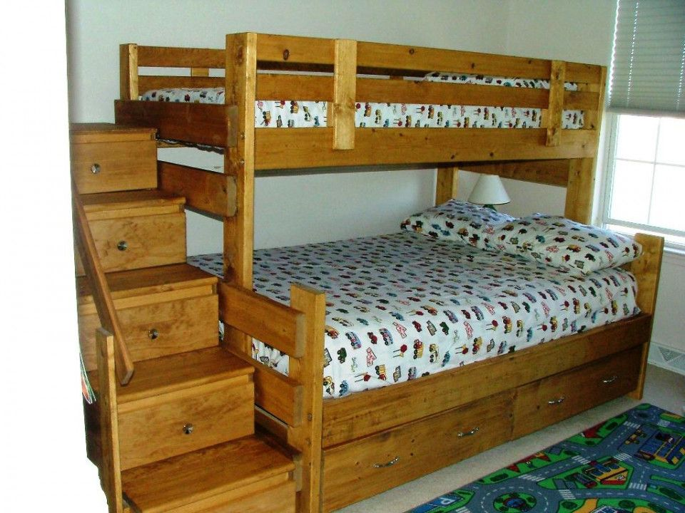 Pin By Erlangfahresi On Popular Woodworking Plans Bunk Bed Plans