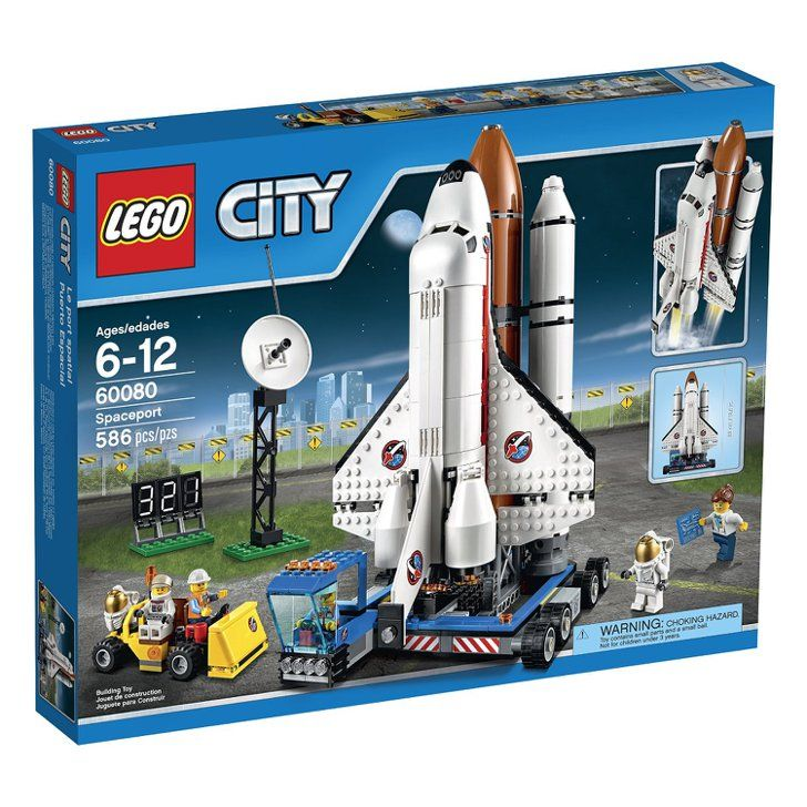 For 6 Year Olds Lego City Spaceport Building Kit Lego City Space Lego City Sets Lego City