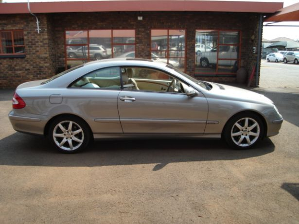 2005 mercedes benz clk 320 coupe pretoria image 2 for Mercedes benz coupe 2005