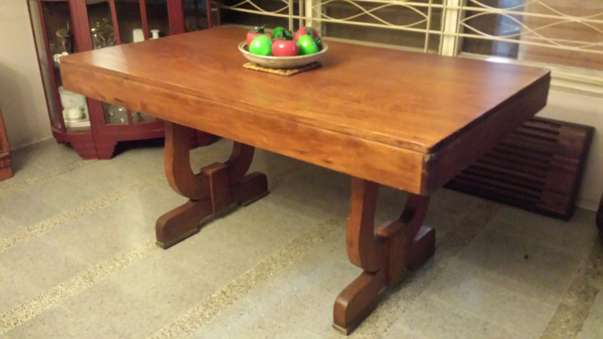 At The Table Or On The Table Narra Dining Table Dining Table Table Furniture