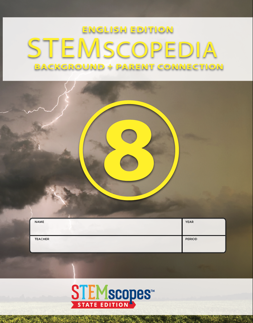 Stemscopedia Parent Student Connection And Lesson Primer Also