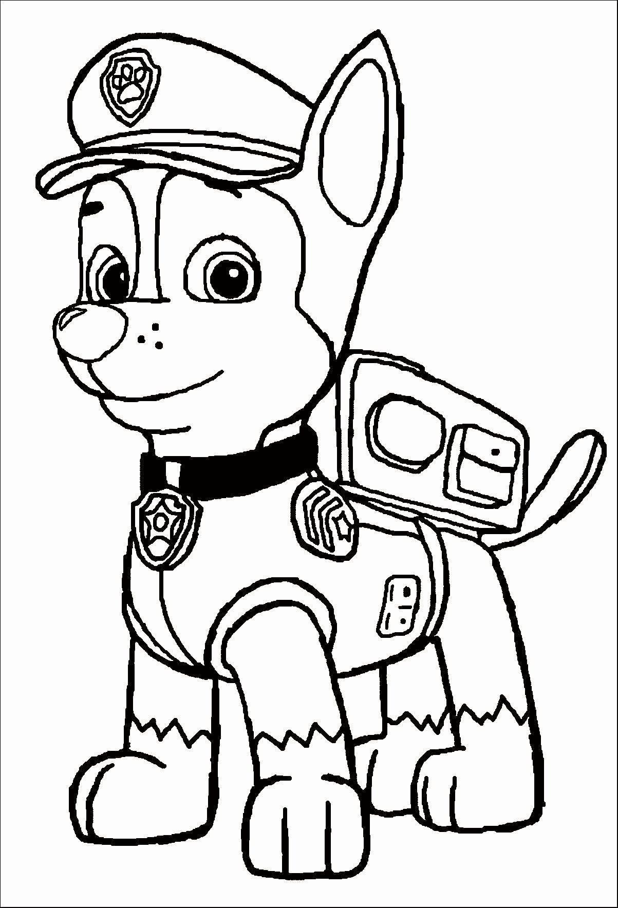 Robo Dog Paw Patrol Coloring Page Youngandtae Com Paw Patrol Coloring Pages Halloween Coloring Pages Paw Patrol Coloring