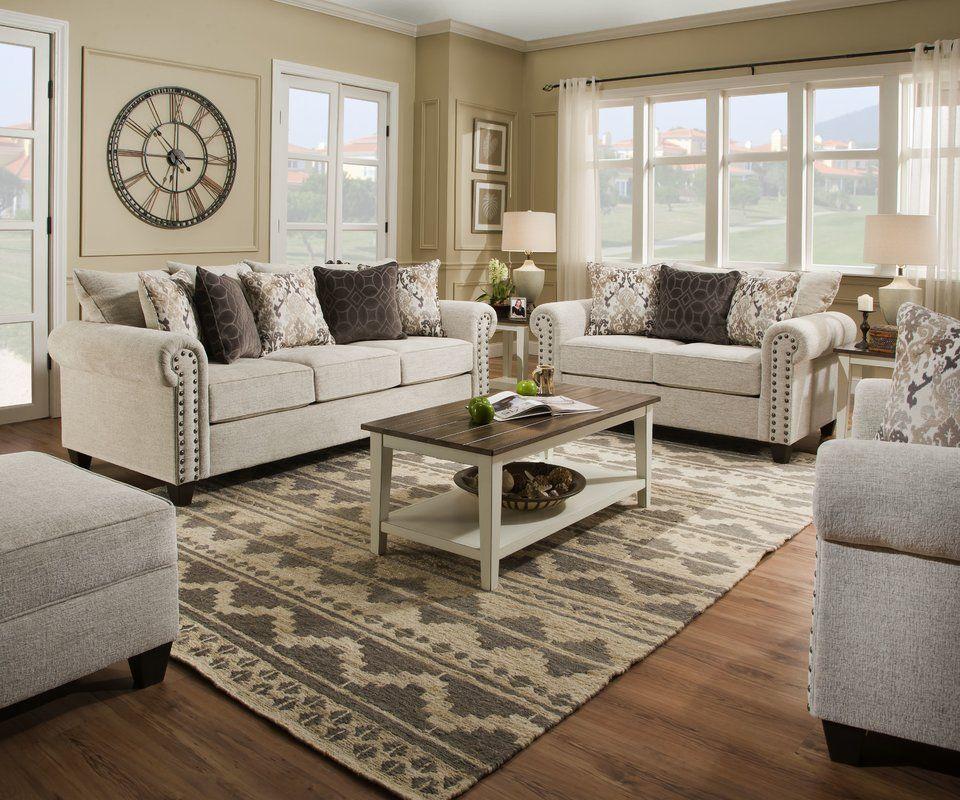 Dillards Home Decor: Dillard Configurable Living Room Set In 2019