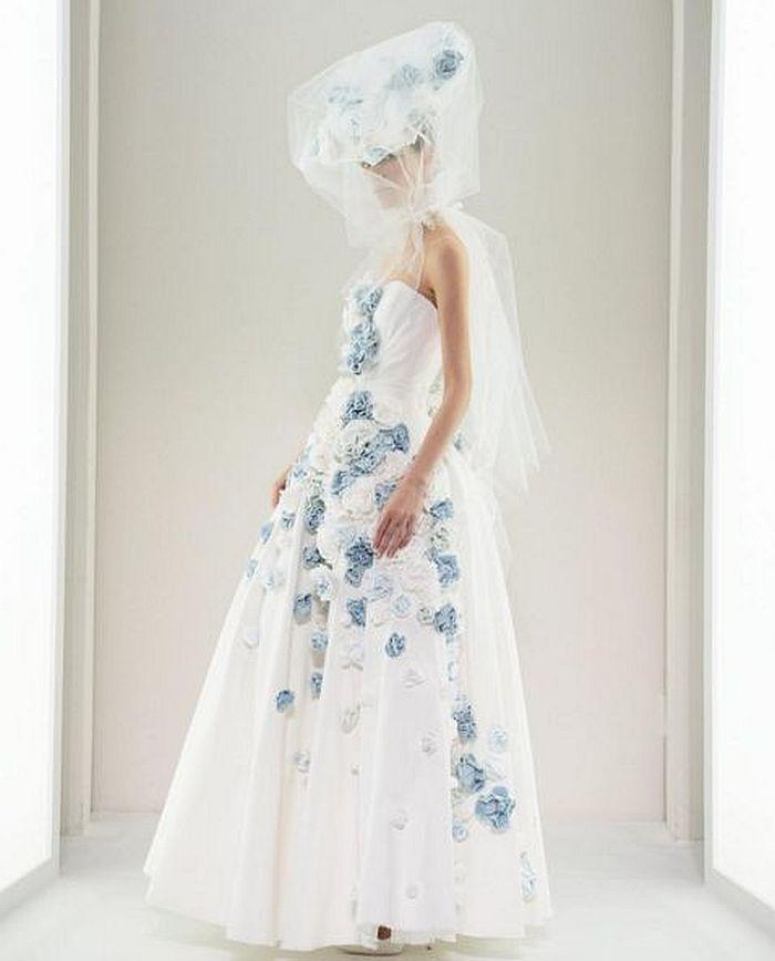 Diesel The Denim Wedding Dress Denim Wedding Dresses Denim
