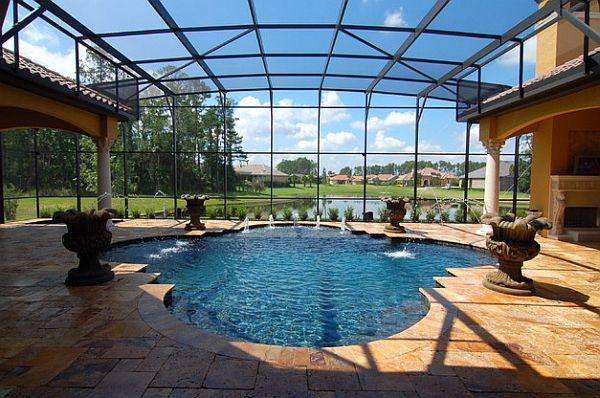 50 Amazing Indoor Swimming Pool Ideas For A Delightful Dip Indoor Swimming Pools Luxury Swimming Pools Indoor Pool Design