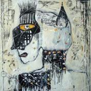 """""""Can't Escape the Past,"""" by Michel Delgado"""