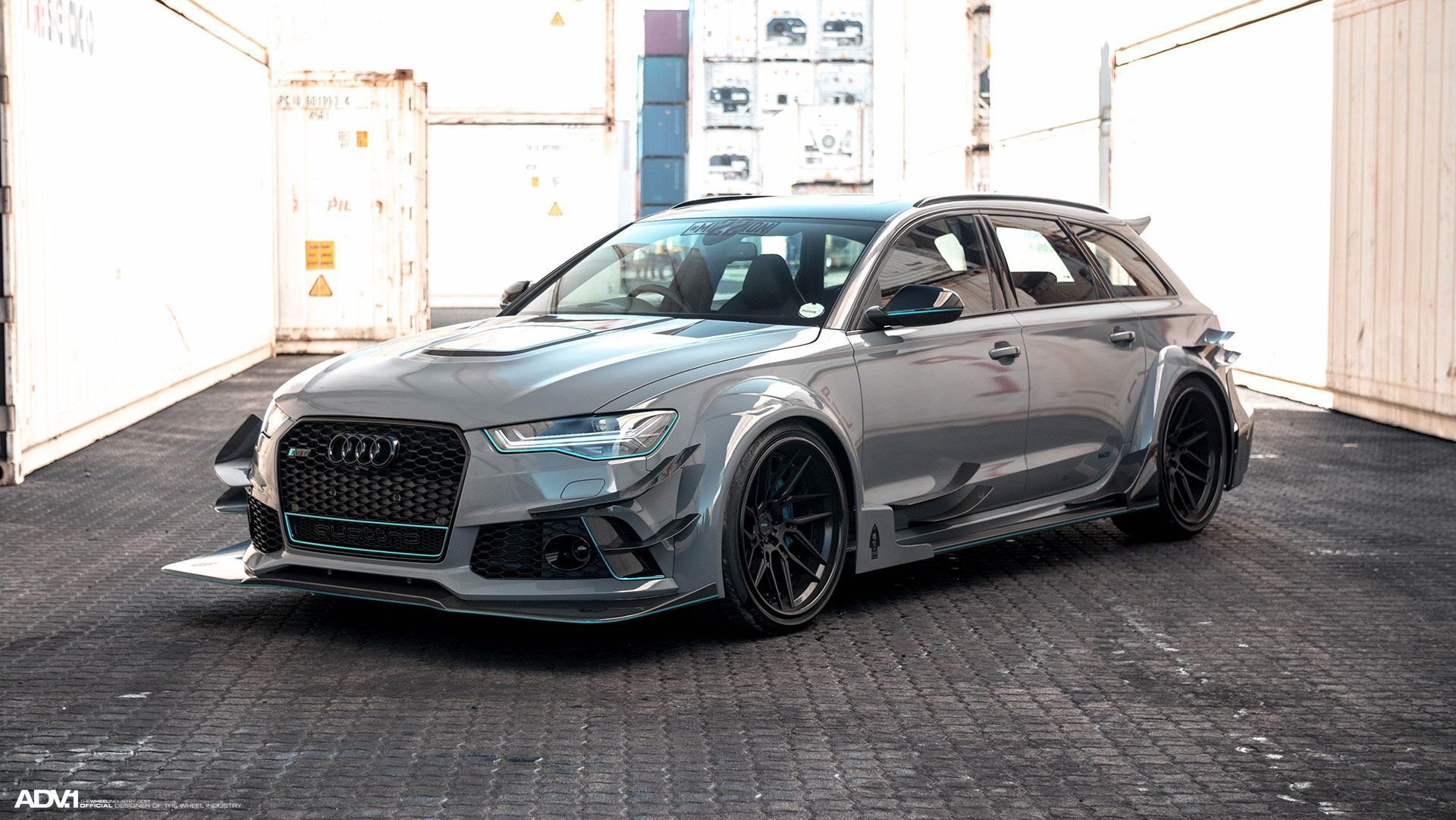 Widebody Audi Rs6 From South Africa Wants To Be A Dtm Racer Carscoops Audi Rs6 Audi Rs Audi
