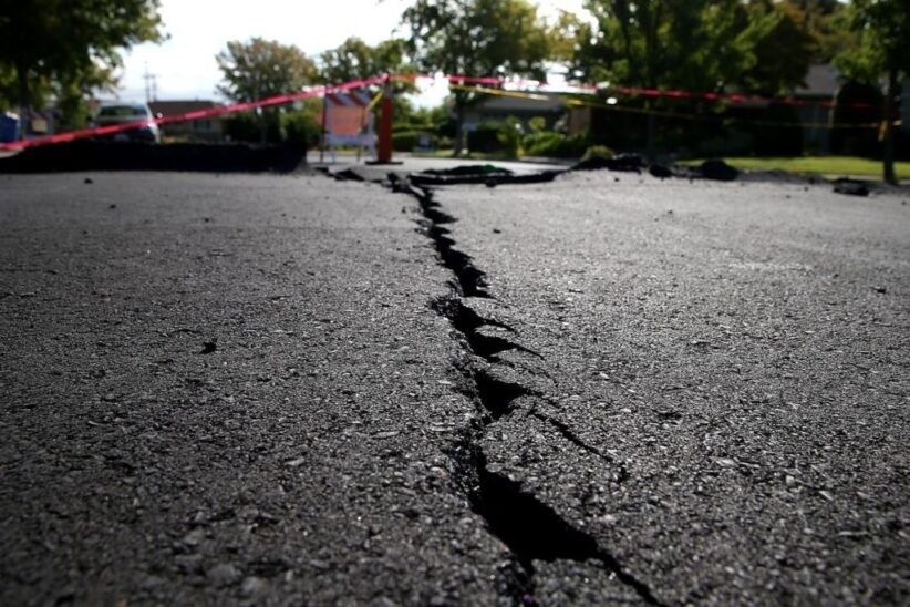 Parts of Ghana were shaken by earth tremors Wednesday night which threw residents into fear and panic. According to theUSGS (United States Geological Survey), it recorded a magnitude of 4.0 witha 10.0-kilometre depthat 10: 53 pm and occurred at 6 km from Gbawe in Accra. NetbuzzAfrica.com understands that the tremor was recorded in parts of […] The post Earth Tremor Hits Accra, Central and Eastern Regions appeared first on Netbuzz Africa.