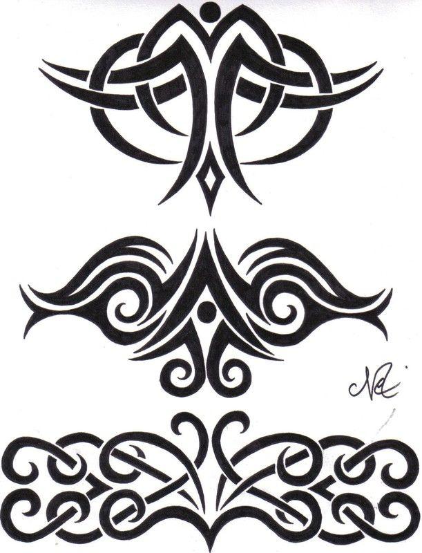 Dessin Tribal Fleur fleur de lotus dessin tribal - recherche google | polynesian art