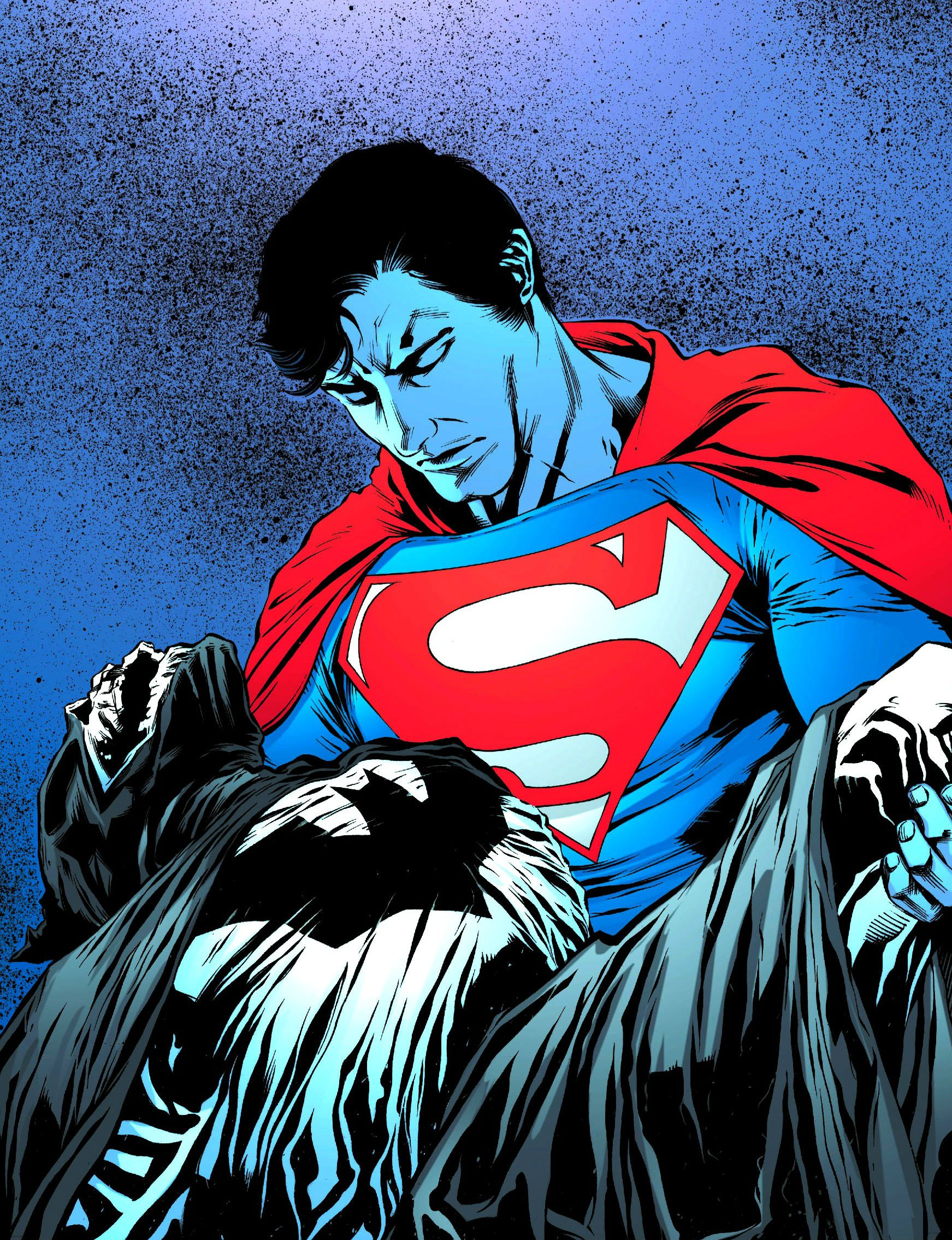 Superman and Batman by Marco Rudy | Greatest Superheroes - Inspiring ...