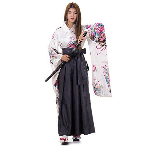 japan damen samurai asia kost m kimono ca 49 kost m idee zu karneval halloween fasching. Black Bedroom Furniture Sets. Home Design Ideas