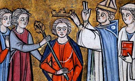 King Baldwin IV. This guy was such a champ! He contracted leprosy ...