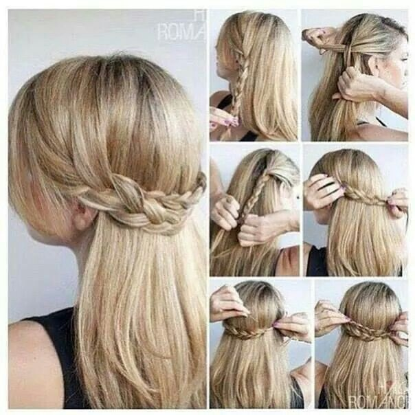 Cute Updos For Long Hair Frisuren Hochsteckfrisuren Lange Haare