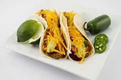 Check out this Quick and Easy Soft Tacos recipe.