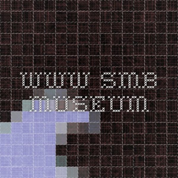 Www Smb Museum