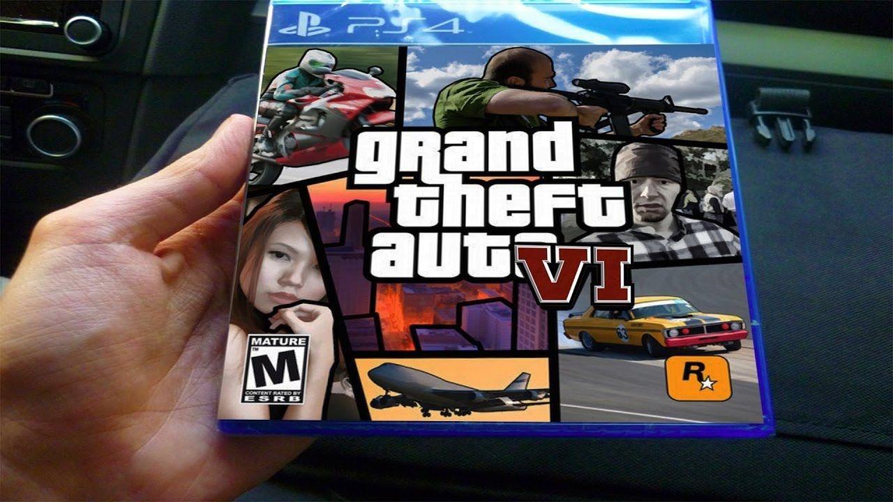 Gta 6 Grand Theft Auto Official Teaser Engine Gta Rockstar Games Gta Gta Vi