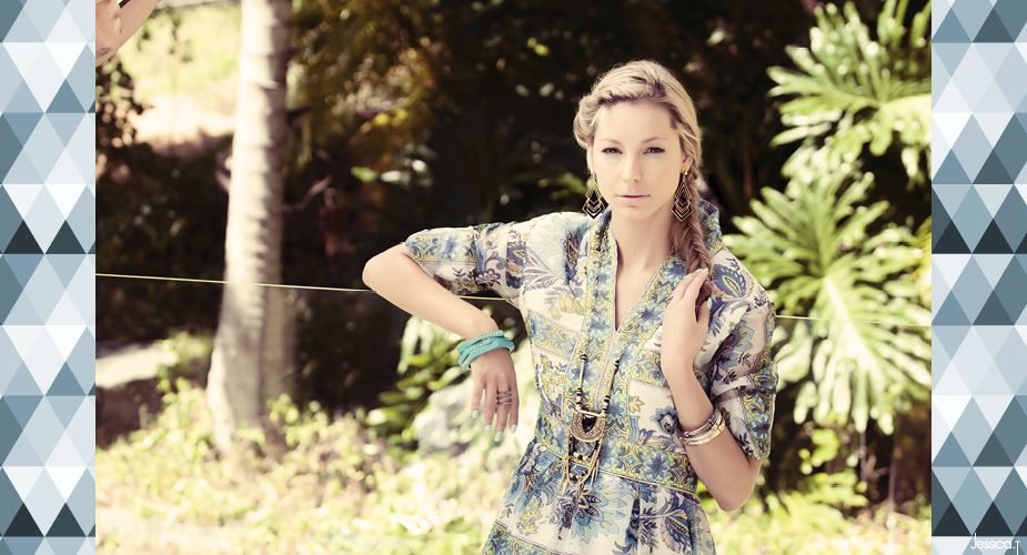 Girl and the Sea - A Summer 2013/14 Collection by Jessica T