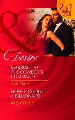 How to seduce a billionaire book