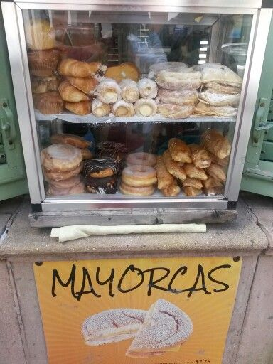Puerto Rican pastries