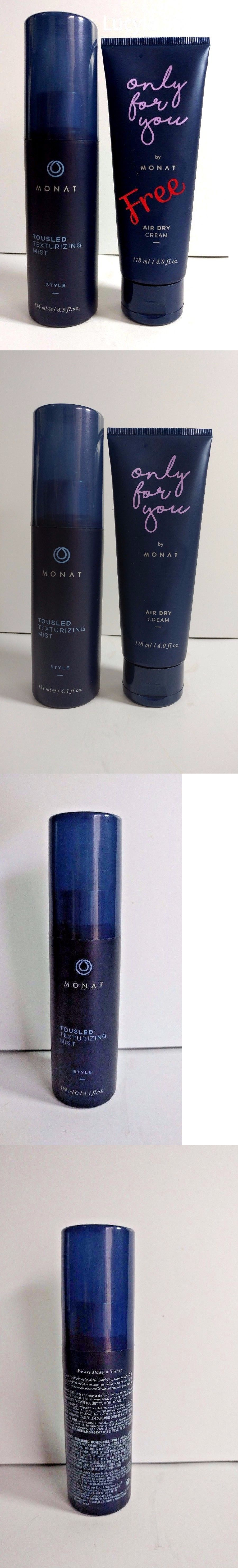 Styling Products Monat Style Tousled Texturizing Mist 4.5